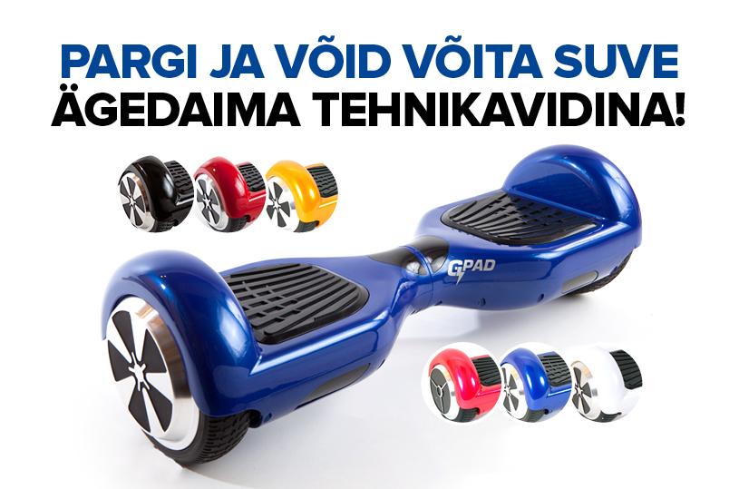 d105f51a1e9 Osale EuroPark suvekampaanias! Pargi ja võid võita iga nädal  tasakaaluliikuri!